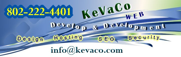 KeVaCo Web Design, Hosting & SEO and more!